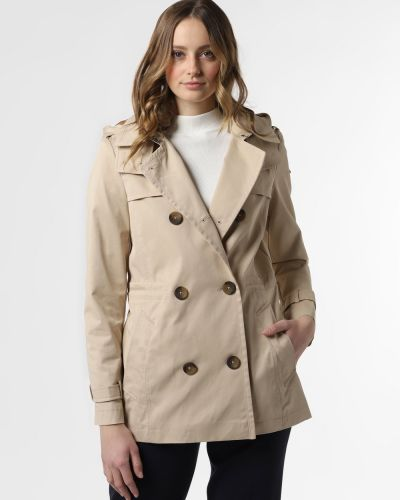 Beżowa kurtka casual Esprit Casual