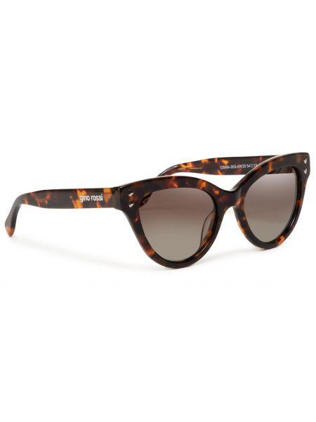 Okulary - brązowe Gino Rossi