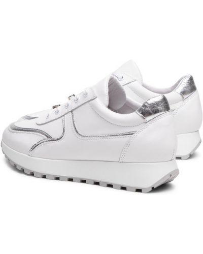 Sneakersy, biały Eva Longoria