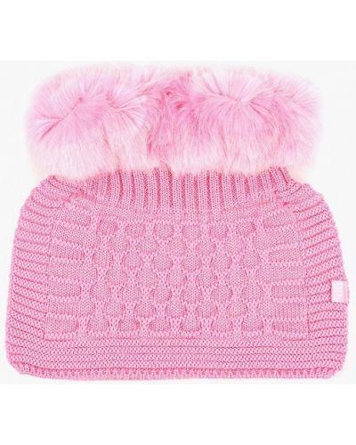 Розовый шарф Tutu