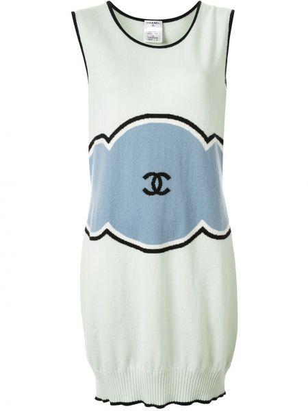 Платье винтажная прямое Chanel Pre-owned