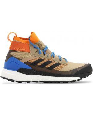 Sneakersy sznurowane koronkowe Adidas Terrex