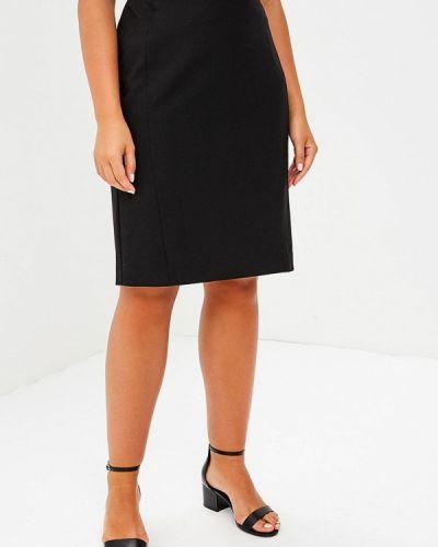 Юбка черная Bonne Femme