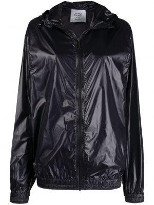 Черная куртка с капюшоном на молнии Opening Ceremony