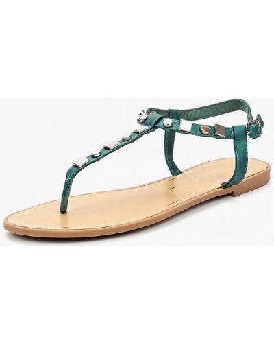 Бирюзовые сандалии Vivian Royal