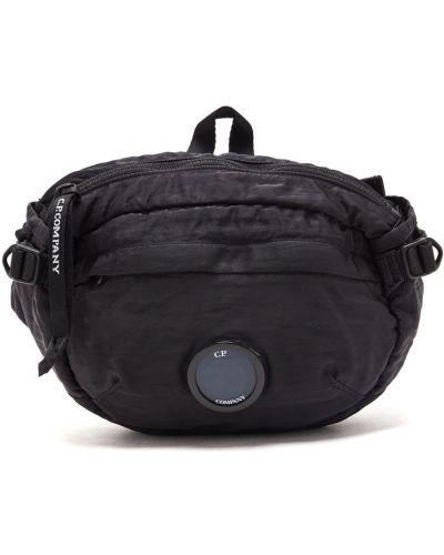 Поясная сумка текстильная на молнии C.p. Company
