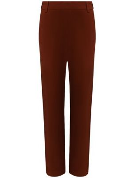 Укороченные брюки - коричневые Roque