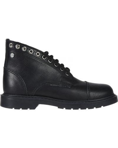 Ботинки черные Naturino