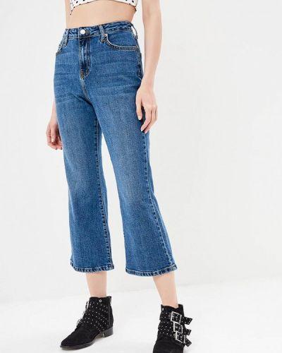 Синие джинсы Topshop