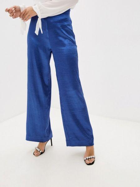 Брюки синие повседневные Fashion.love.story