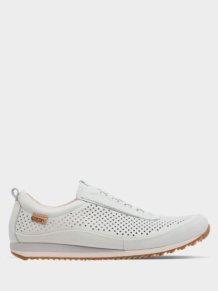Кожаные кроссовки - белые Pikolinos
