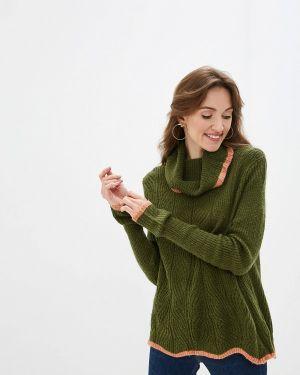 Свитер зеленый Sweewe
