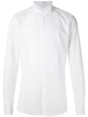 Koszula z długim rękawem długa z kołnierzem Dolce And Gabbana