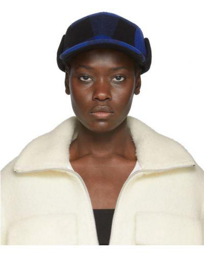 Czarna czapka wełniana Rag & Bone