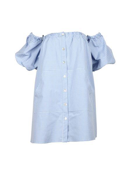 Niebieska sukienka Alessia Santi