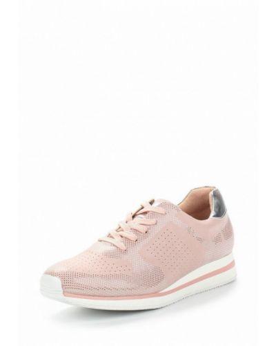 Розовые кроссовки Keddo