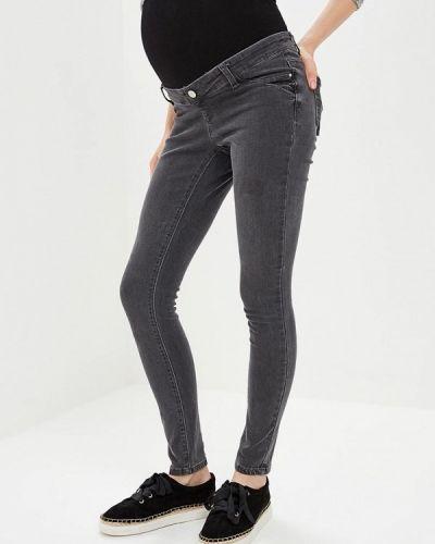 Серые джинсы для беременных Dorothy Perkins Maternity