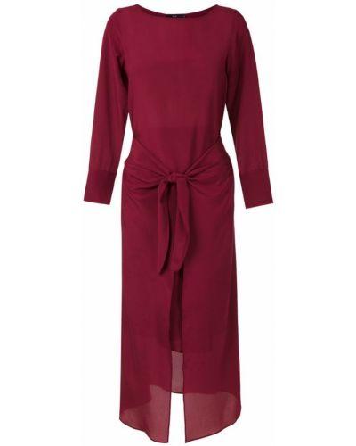 Платье миди с вырезом Magrella