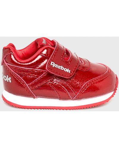 Кроссовки красные Reebok Classic