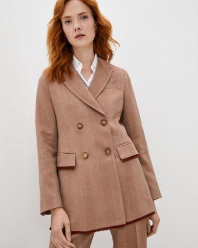 Пиджак - коричневый Beatrice.b