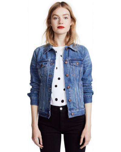 Джинсовая куртка Madewell