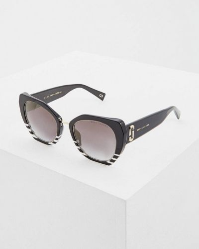Солнцезащитные очки кошачий глаз черный Marc Jacobs