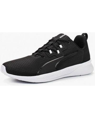 Черные кроссовки низкие Puma