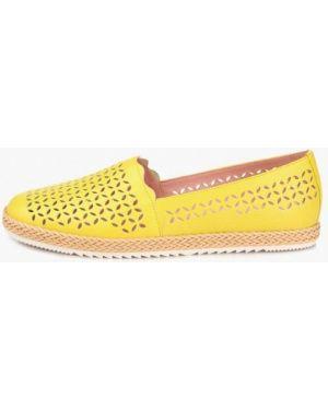 Желтые слипоны Ditto