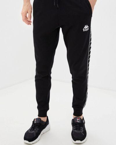 Спортивные черные спортивные брюки Kappa