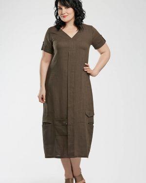 Платье на молнии платье-сарафан D`imma Fashion Studio
