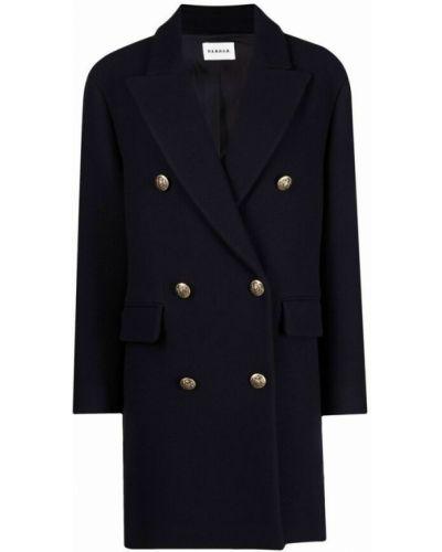 Niebieski płaszcz Parosh
