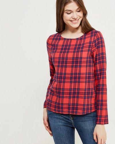 Блузка осенняя красная Q/s Designed By