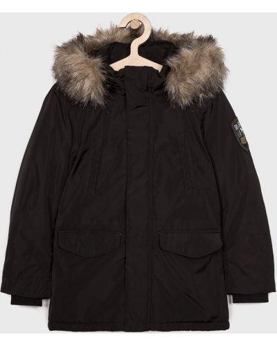Куртка теплая черная Name It