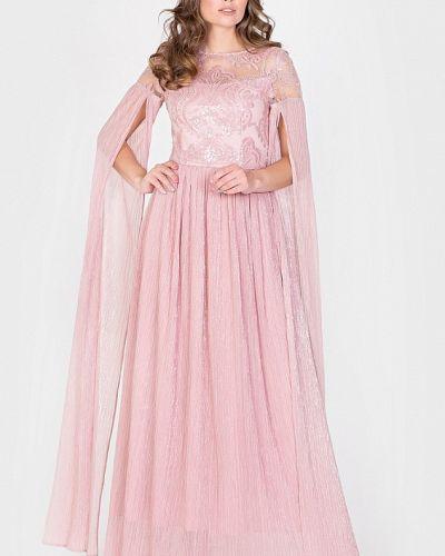 Вечернее платье летнее с пайетками Filigrana