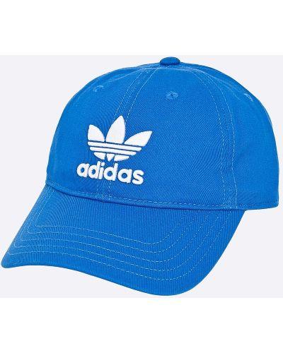 Синяя шляпа Adidas Originals