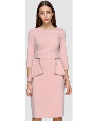 Платье весеннее розовое Dolcedonna
