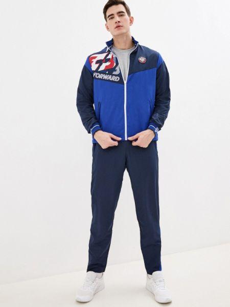Синий костюмный костюм Forward