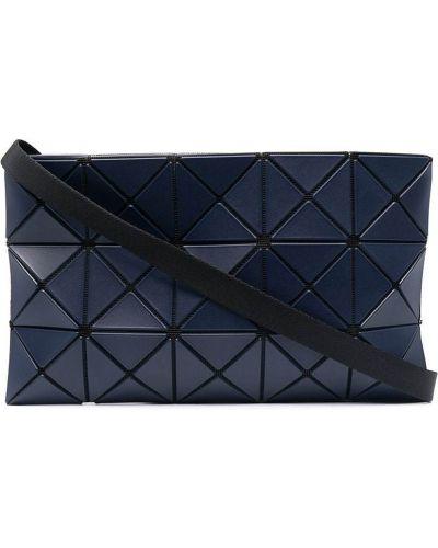 Niebieska torebka crossbody z nylonu Bao Bao Issey Miyake