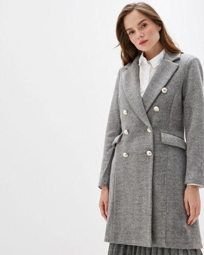 Пальто серое пальто Rinascimento