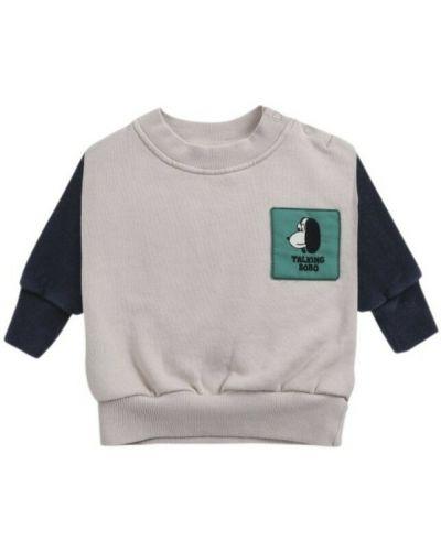 Szara bluza dresowa Bobo Choses