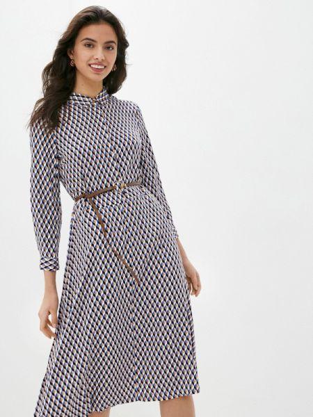 Платье прямое весеннее Vilatte