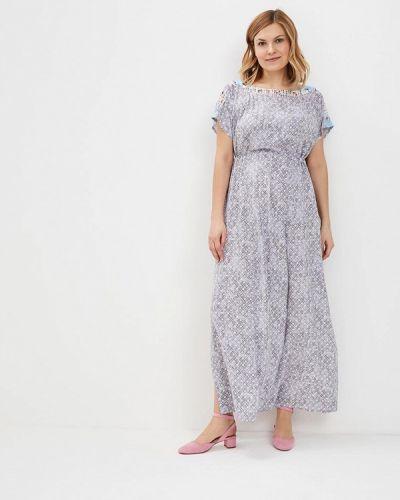 Серое платье Silver String