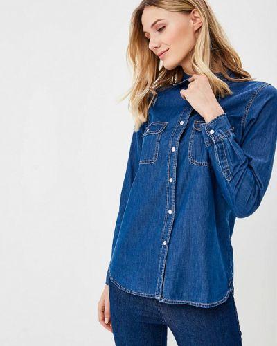 Синяя джинсовая рубашка Brave Soul
