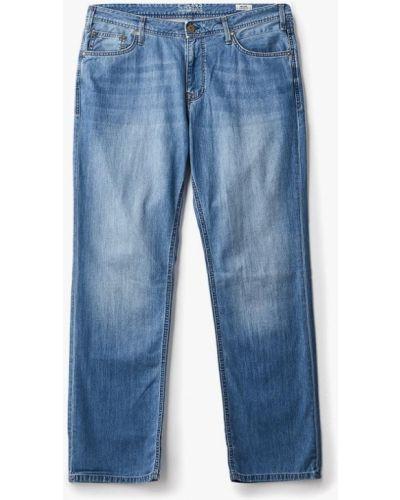 Голубые прямые джинсы Colin's
