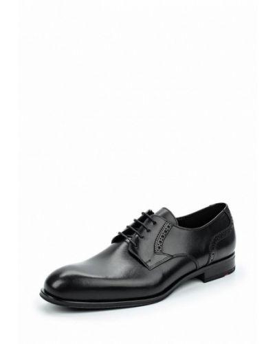 Черные туфли Lloyd
