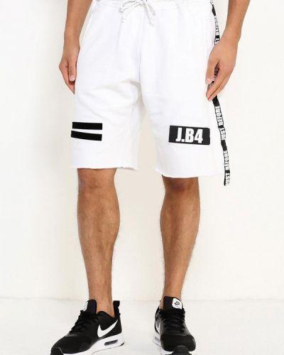 Белые спортивные шорты J.b4