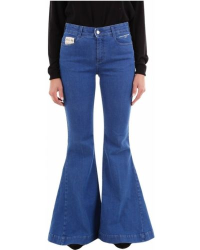 Niebieskie mom jeans Stella Mccartney