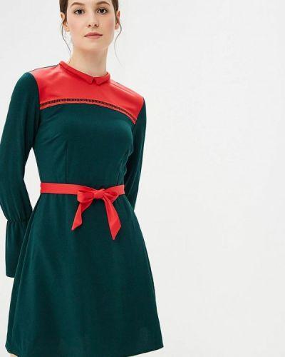 Платье - зеленое Rinascimento
