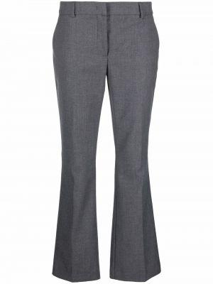 Укороченные брюки - серые Lautre Chose