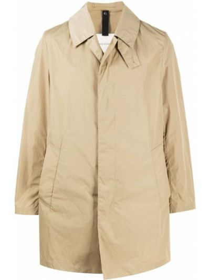 Длинное пальто Mackintosh